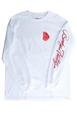 Beckyfactory Beckyfactory Factory Longsleeve T-shirt - White