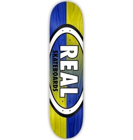 Real Real Team Double Dip Oval 8.06 Deck