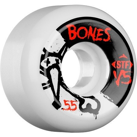 Bones Wheels Bones STF v5 V Series 55mm Wheels (set of 4)