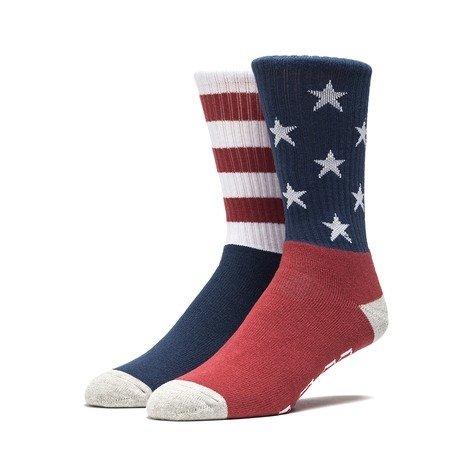 Huf Worldwide Huf All American Crew Sock