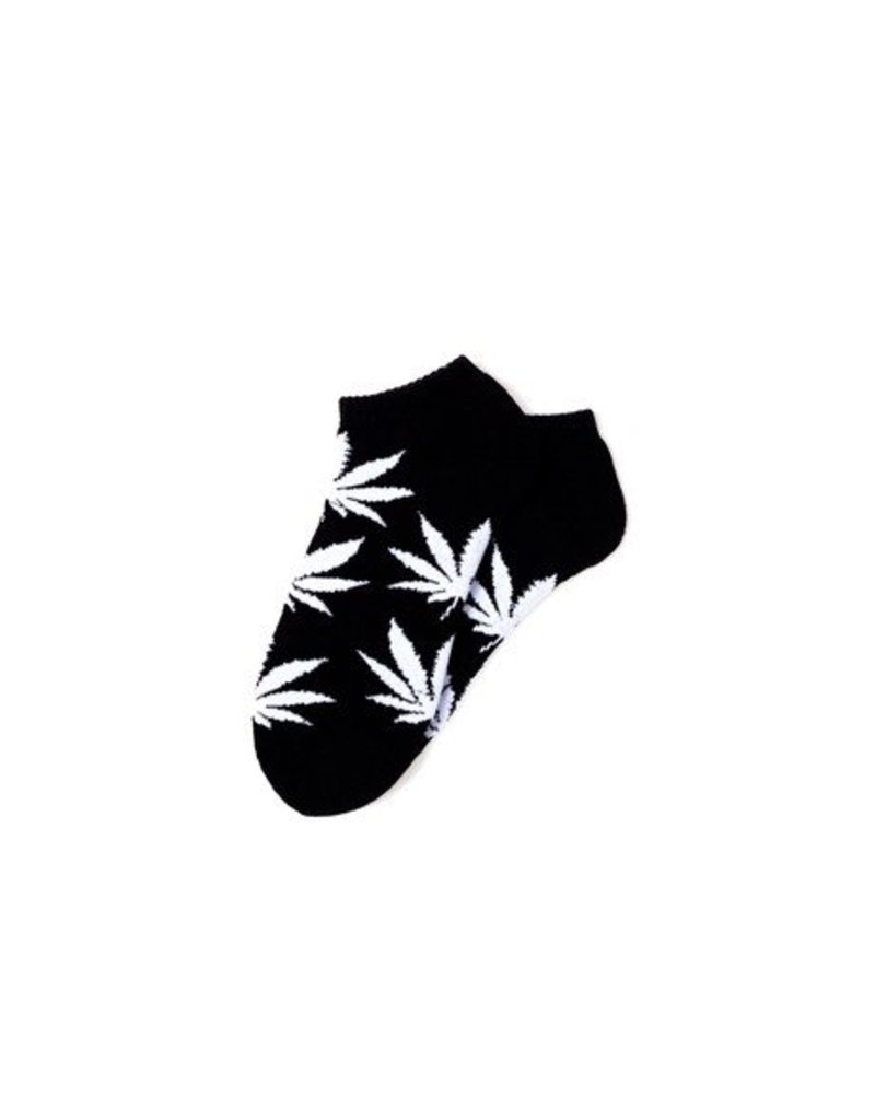 Huf Worldwide Huf Plantlife Ankle Sock - Black/White