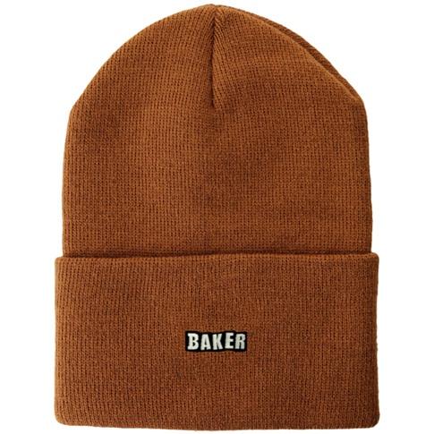 Baker Baker Chico Beanie - Brown