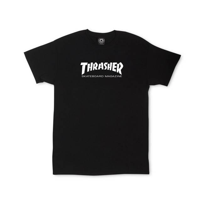 Thrasher Mag Thrasher Youth Skate Mag T-shirt - Black