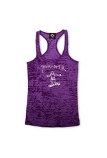 Thrasher Mag Thrasher Womens Gonz Racerback Tank - Purple (Medium)