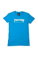 Thrasher Mag Thrasher Womens Skate Mag T-shirt - Teal Blue