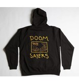 Doom Sayers Doom Sayers Snake Shake Hoodie - Black/Yellow Size Small