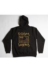 Doom Sayers Doom Sayers Snake Shake Hoodie - Black/Yellow Size Small