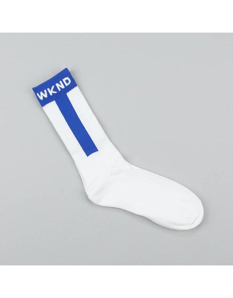 WKND brand WKND Baseball Sock - Blue