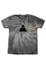 Habitat Habitat x Pink Floyd Dark Side of the Moon Tie Dye T-shirt - Black