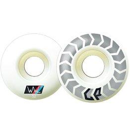 Wayward Wayward Puig Chevrons Wide 100a 52mm Wheels (set of 4)