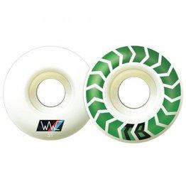 Wayward Wayward Bledsoe Chevrons Slim 100a 51mm Wheels (set of 4)