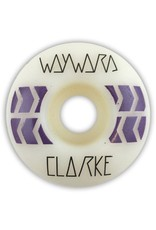Wayward Wayward Clarke WWC series 3 Wide 101a 52mm Wheels (set of 4)