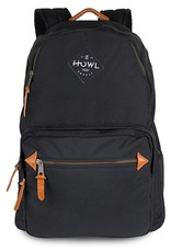 Howl Howl Vacation Backpack - Black