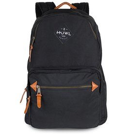Howl Howl Vacation Backpack - Black