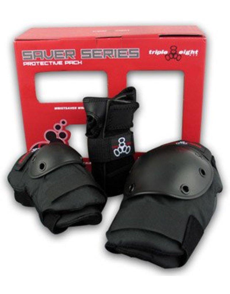 Triple 8 Triple 8 Saver Series 3 pack pads