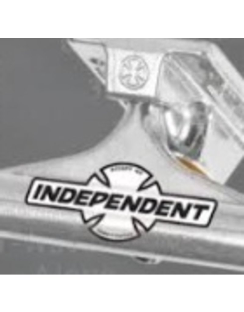 Independent Independent 139 Stage 11 Accept No Substitutes GP Standard Silver Trucks (set of 2)
