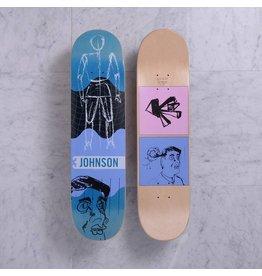 Quasi Quasi JJ Futuro Blue Deck - 8.125 x 31.75