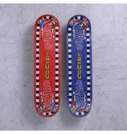 Quasi Quasi K.O. Deck - 8.125 Red