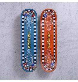 Quasi Quasi K.O. Deck - 8.5 Blue