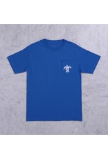 Quasi Quasi Crush Pocket T-shirt - Royal (Large)