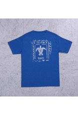 Quasi Quasi Crush Pocket T-shirt - Royal (size Large)