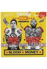 DGK DGK (Thrasher) Blood Money - DVD
