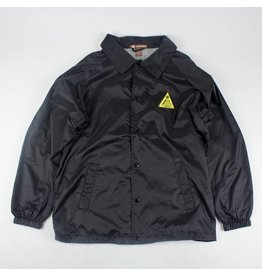 Theories Brand Theories Brand Theromaid Coaches Jacket - Black (Size Large)