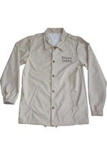 Doom Sayers Doom Sayers Cartoon Snake Shake Jacket - Khaki (Size X-Large