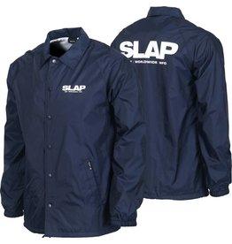 Huf Worldwide Huf x Slap Coaches Jacket - Navy