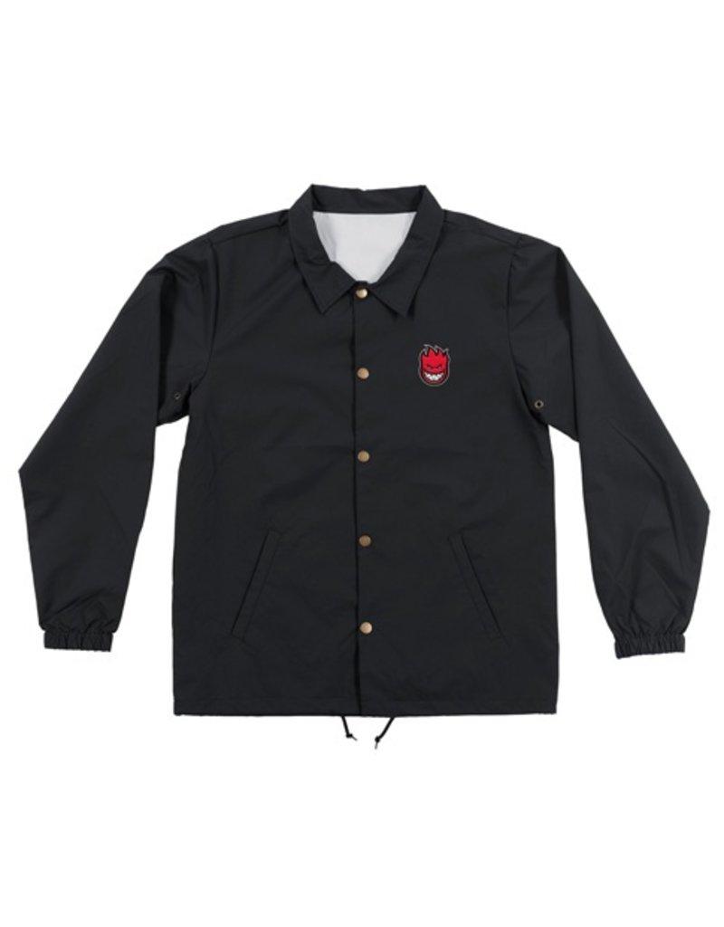 Spitfire Spitfire Bighead Embroidered Jacket - Black (Size X-Large)