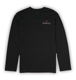 Emerica Emerica x Independent Longsleeve T-shirt - Black