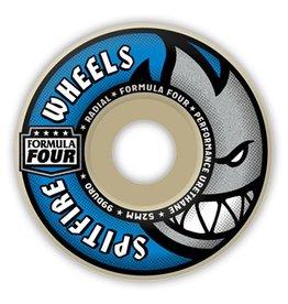 Spitfire Spitfire Formula Four Radials 54mm 99d wheels (set of 4)