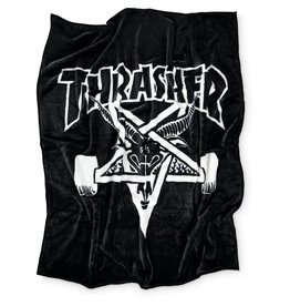 Thrasher Mag Thrasher Sk8 goat Blanket