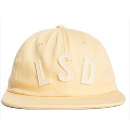Huf Worldwide Huf LSD 6 panel Hat - Maize