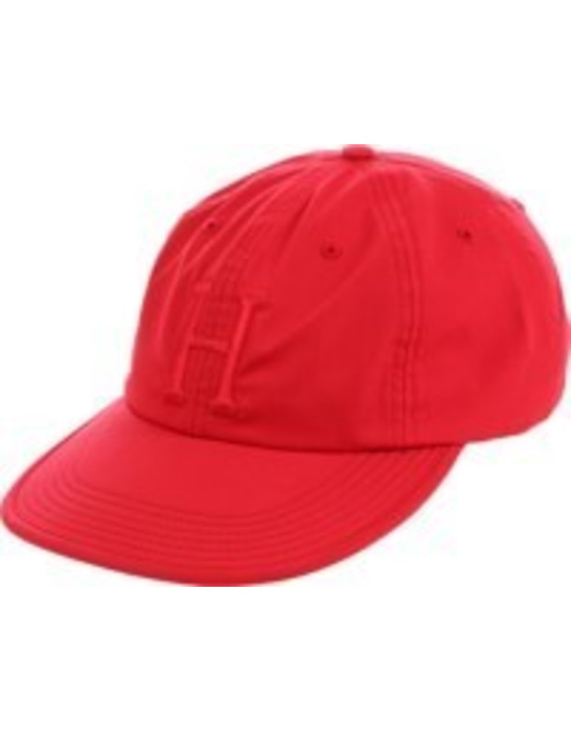 Huf Worldwide Huf Formless Classic H 6 Panel Hat - Red