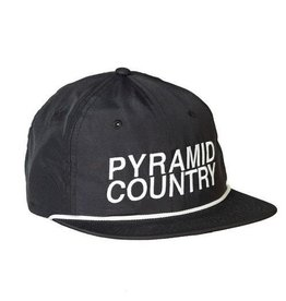 Pyramid Country Pyramid Country Hat - Black
