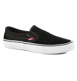 Vans Vans - Slip On Pro - Black/White/Red