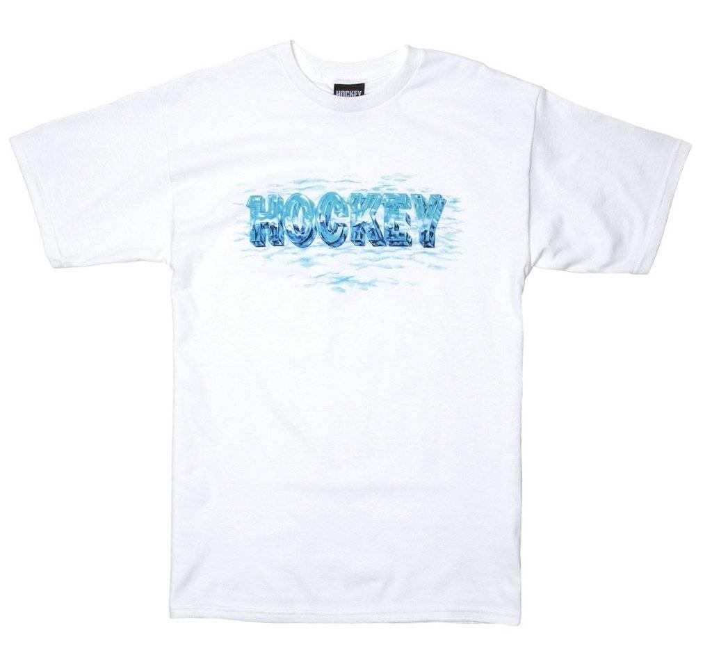 Hockey Hockey Ice T-shirt - White