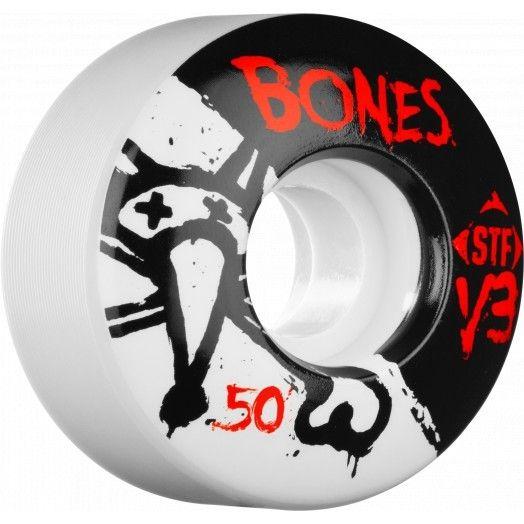 Bones Wheels Bones STF v3 50mm Wheels (set of 4)
