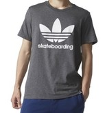 Adidas Adidas Clima 3.0 T-shirt - Dark Grey/White