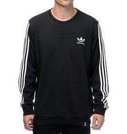 Adidas Adidas Clima 2.0 Crew - Black (Large)