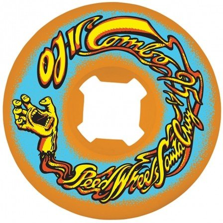 OJ wheels OJ 56mm OJ II Elite Mini Combo Orange 95a wheels (set of 4)