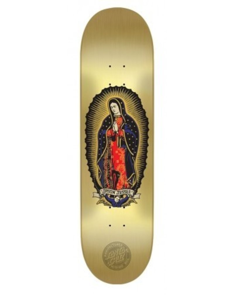 Santa Cruz Santa Cruz Jesse Guadalupe Gold Pro Deck - 8.125