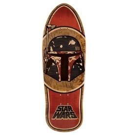 Santa Cruz Santa Cruz Star Wars Boba Fett Inlay Deck - 10.3