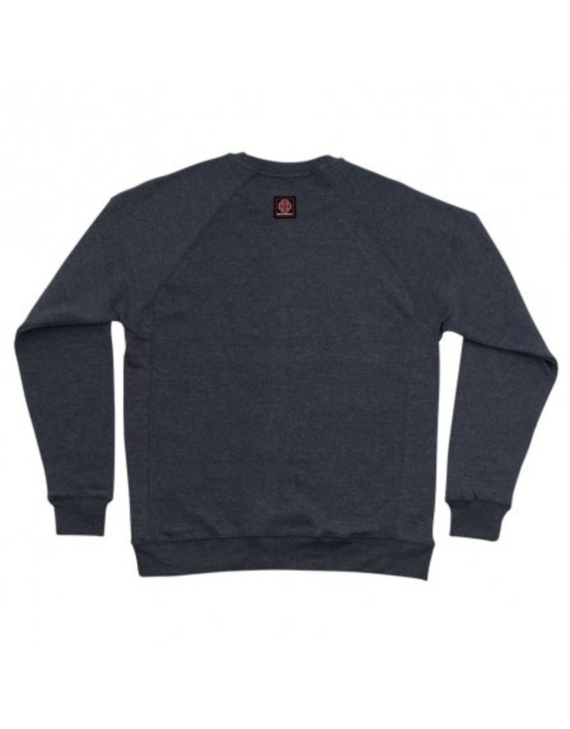 Independent Independent Cross Crew Neck - Midnight