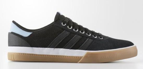 Adidas Adidas Lucas Premiere ADV - Black/Gum (size 12)