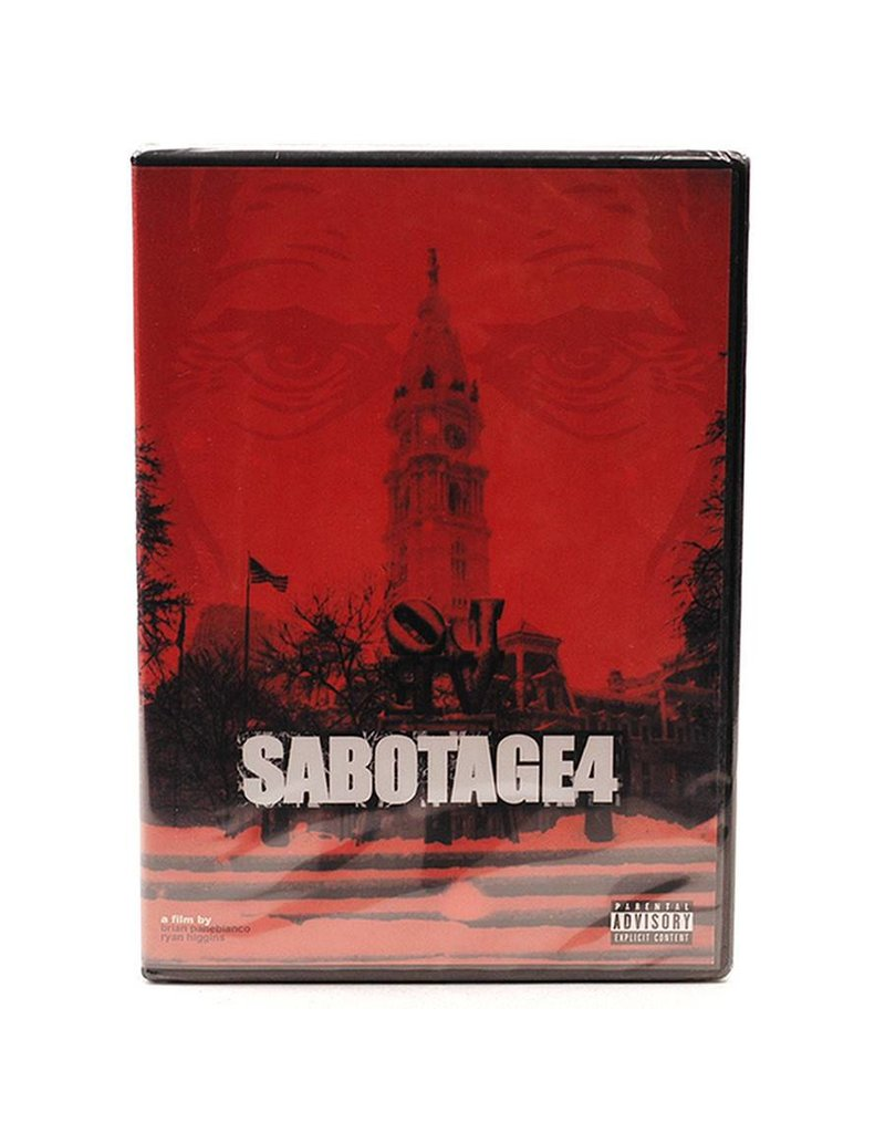 Sabotage Productions Sabotage 4 - dvd