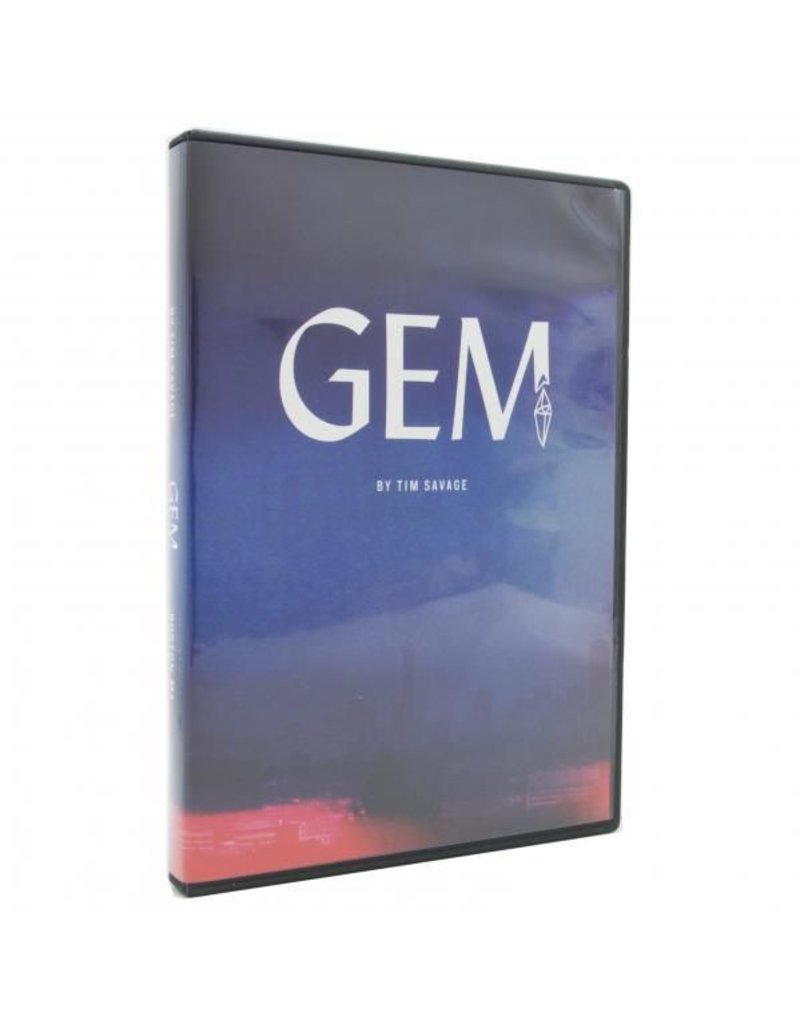 Gem (by Tim Savage) - (Boston) DVD