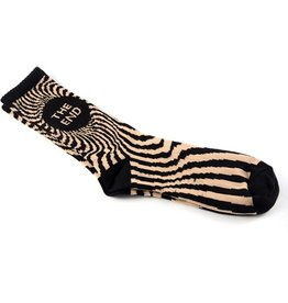 Spitfire Spitfire Classic Swirl Black/Gold Socks