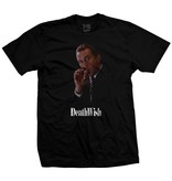 Deathwish Deathwish Keep Your Mouth Shut Shirt - Black